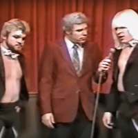 KAYFABE THEATER: Tommy Rich's Strange Interview in Memphis