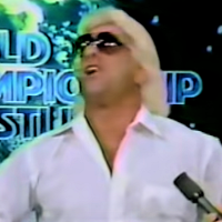 KAYFABE THEATER: Ric Flair compares himself to Secretariat