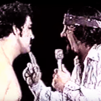 KAYFABE THEATER: Terry Funk says Manny Fernandez is a Liar!