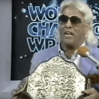 KAYFABE THEATER: Ric Flair talks about the prestige of The NWA World Championship