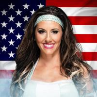 WOMAN ON FIRE - 08.28.2019: Santana Garrett is a True Wonder Woman