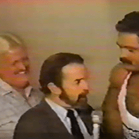 KAYFABE THEATER: Rick Rude & Percy Pringle have arrived in Dallas