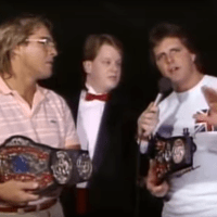 KAYFABE THEATER: Chris Adams & Terry Taylor talk about holding the UWF Tag Team titles