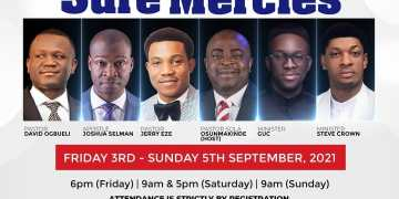 Download Higher Ground Conference 2021 Messages