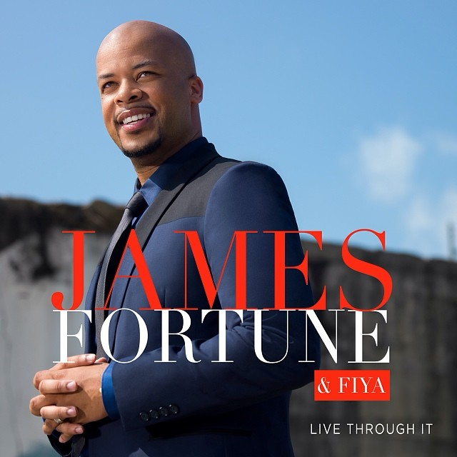 james fortune live through it