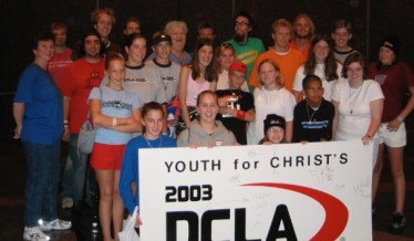 The Old Youth Group.. yes that's David Crowder in there.
