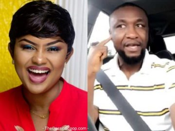I have personal issues with Nana Ama Mcbrown - Archipalago