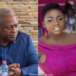 VIDEOS: Gloria Kani Claims Tracey Boakye Has Been Using Her Daughter To Blackmail John Dramani Mahama