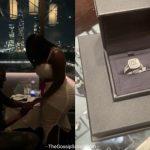 Princess Shyngle & Boyfriend, Frederic Badji, Secretly Marry After 8 Months Of Dating Drama