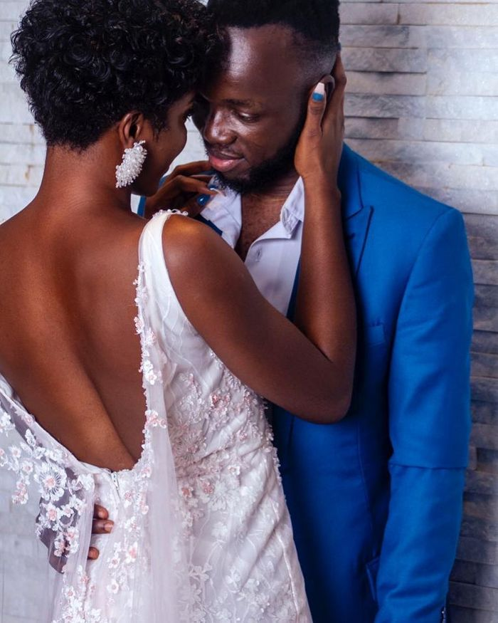 Akwaboah's secret wedding