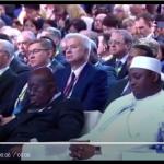 Nana Addo sleeps at Russia-Africa Summit 2019