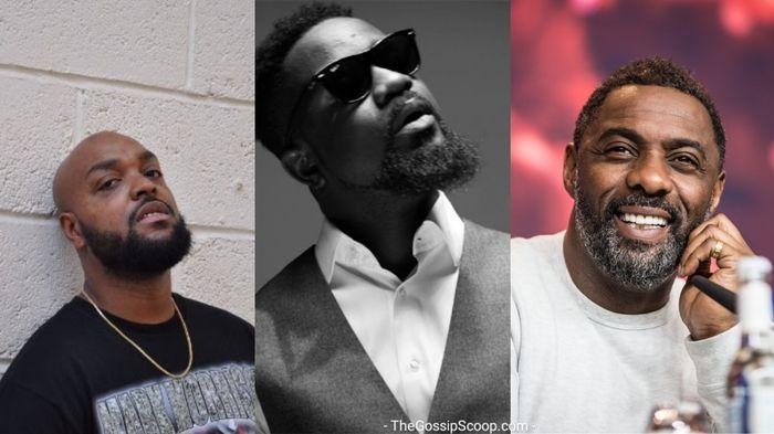 Sarkodie features Idris Elba, Donae'o on next track