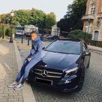 Sharaf Mahama flaunts his beautiful girlfriend on Instagram