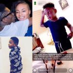 Michy and Majesty visit Shatta Wale on his birthday
