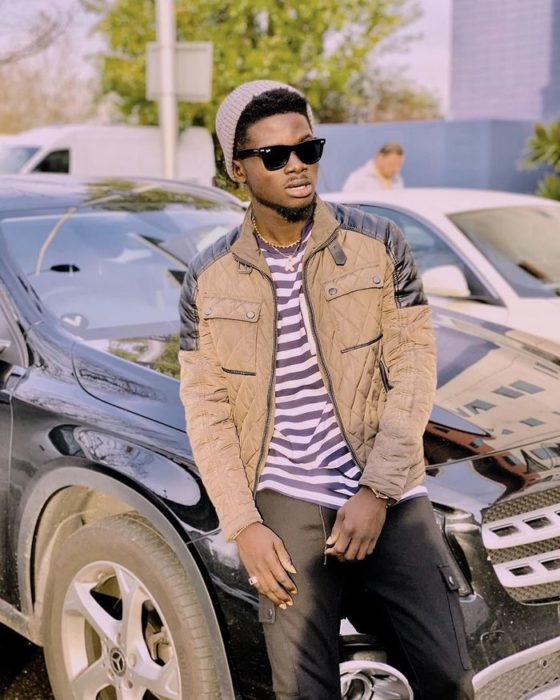 Kuami Eugene Also Has A Baby And He's Hiding Her; Insider Source Reveals