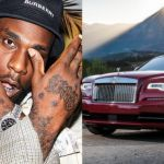 Burna Boy Ends 2019 With A Brand New Rolls Royce Days After Acquiring A Ferarri