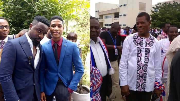 Celebrities who attended NPP's 2019 Delegates Conference