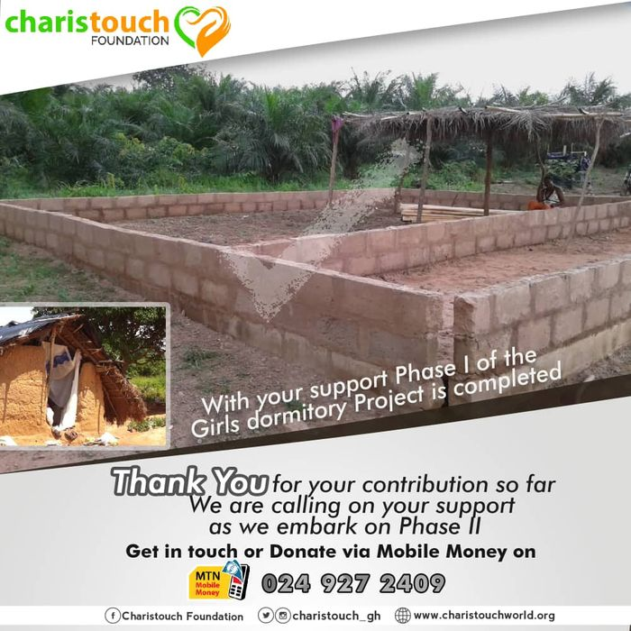 Make the Right Choice Now: Join Charis Touch Foundation Save An Innocent Child