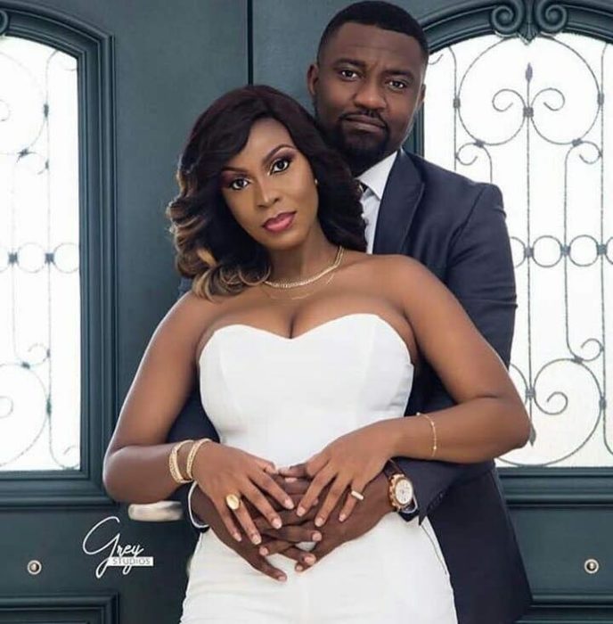 John Dumelo Says Women Should Be Allowed To Marry More Than One Man
