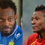 Michael Essien Snubs Asamoah Gyan On His List Of 11 Best African Players Of The Decade