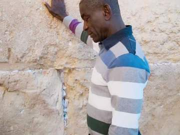 Collapsed UT Bank CEO, Kofi Amoabeng-A Non-payer Of Tithe Lands In Israel To Seek God's Favour