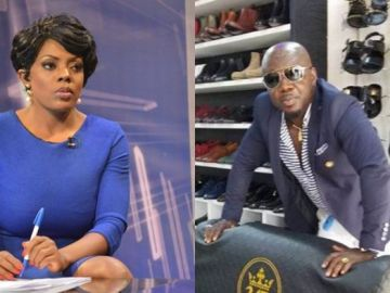 Nana Aba Anamoah's Baby Daddy, Osibo Lists Top 10 Best-dressed Ghanaian Celebrities─And There's No Nana Aba