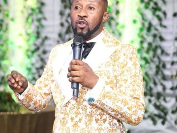 Meet Prophet Prince Elisha─The Crook Ghanaian Prophet Who Pays Hungry Celebrities To Fake Miracles