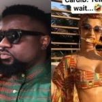 Organisers Didn't Book Kempinski Hotel For Sarkodie; He Was There As Year Of Return Ambassador To Meet & Greet Cardi B