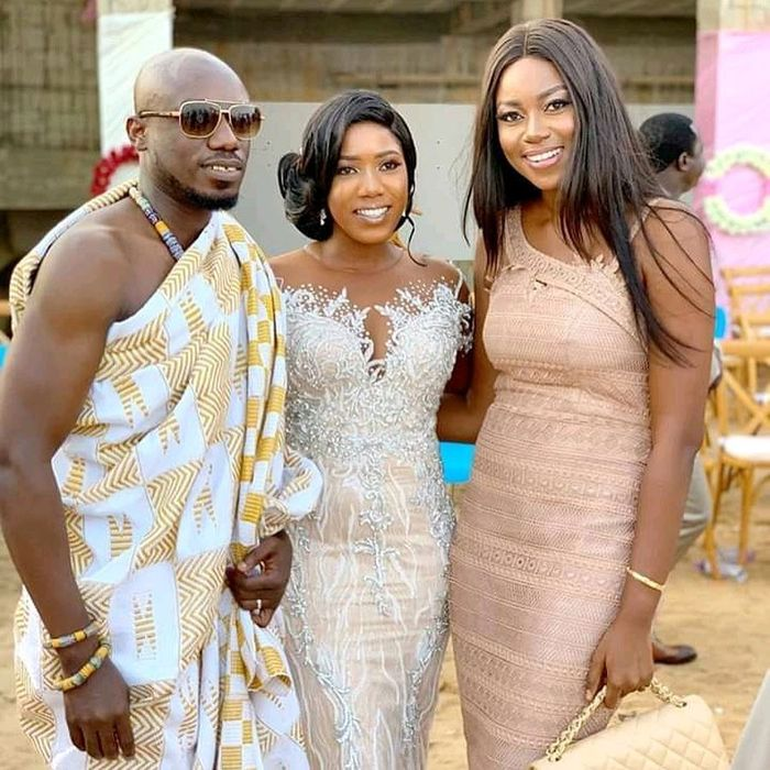I Pray Your Marriage Lasts - Angry & Sad Yvonne Nelson Curses Victoria Lebene & Husband