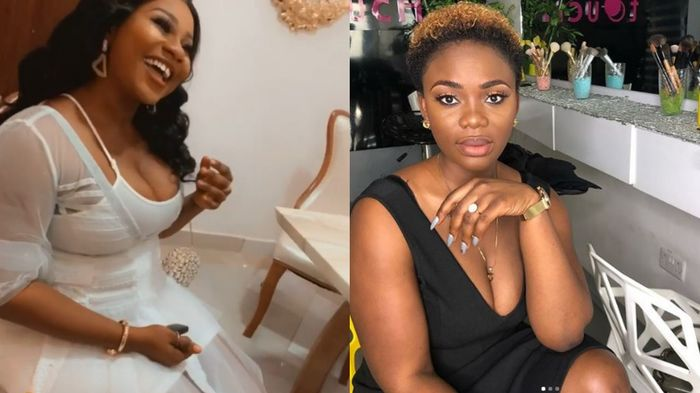 VIDEO: IG Gossipmongers Claim Akua GMB Is Bleeding As Dr Kwaku Oteng's Alleged 5th Wife, Linda, Reportedly Gives Birth To A Baby Girl