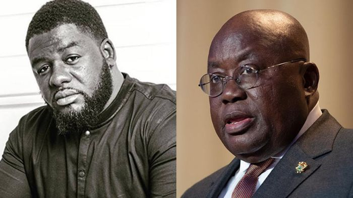 The Worst Artist Manager Ever, Bulldog, Claims Akufo Addo Is The Worst President Ever In The History Of Ghana