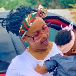 A Close Friend Of Nana Ama McBrown Says She Isn't The Biological Mother Of Her Baby