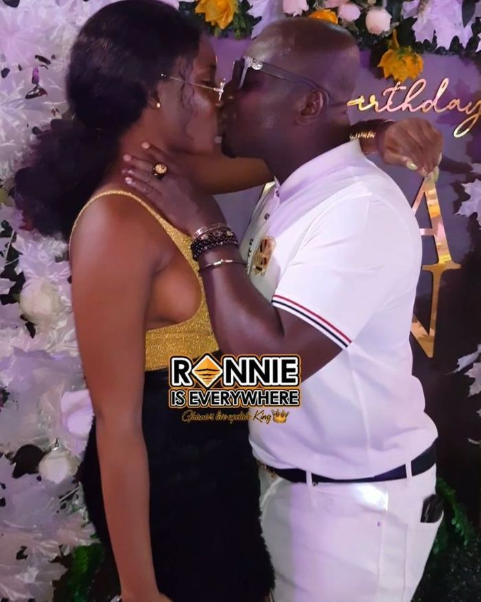 Nana Aba Anamoah's Baby Daddy, Osebo, Is A 'Paedophile' Suffering From Chronic Pedophilic Disorder