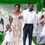 Sarkodie & Wife, Tracy Sarkcess Reportedly Welcomes A Bouncy Baby Boy In The UK