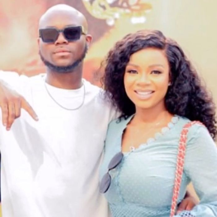 Serwaa Amihere & King Promise Make Their Relationship Official As They Stepped Out Together As A Couple For The First Time