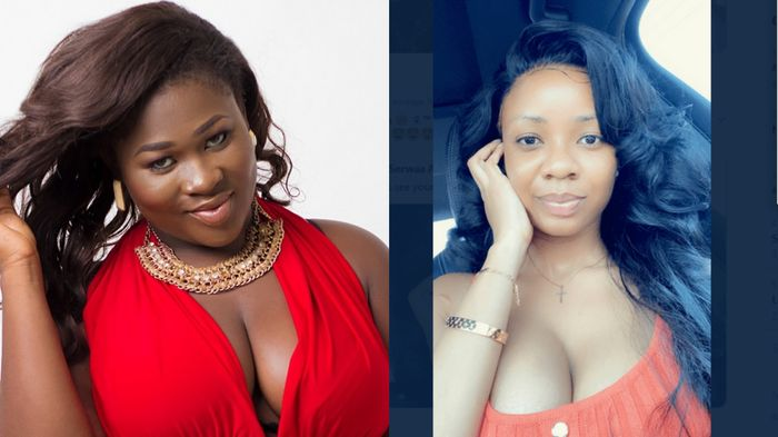 Slay Queens, Sista Afia, Serwaa Amihere & Others Hurriedly Follow Kennedy On Instagram After His Lavish Wedding With Tracy