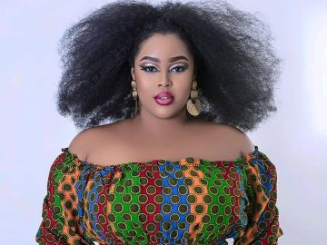 Dr Obengfo's Client, Actress Nana Frema, Is Depressed & Contemplating Suicide Over Her Body