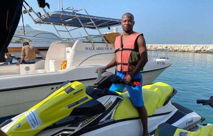 Popular Ghanaian Blogger, Israel Bansah, Flies To Dubai To Celebrate His BirthdayPopular Ghanaian Blogger, Israel Bansah, Flies To Dubai To Celebrate His Birthday