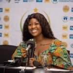 Hypocrite Salma Mumin Eulogizes Her Dead Friend She Was At Loggerheads With For 3 Years