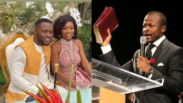 EXPOSED: Prophet Daniel Amoateng Never Prophesied About Tracy's Lavish Marriage To Despite's Son, Kennedy - Here's What Happened