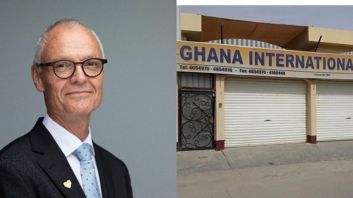 JUST IN: GIS Closed Down After Norwegian Ambassador to Ghana, Gunnar Andreas Holm, A Coronavirus Patient Came Into Contact With Some Students