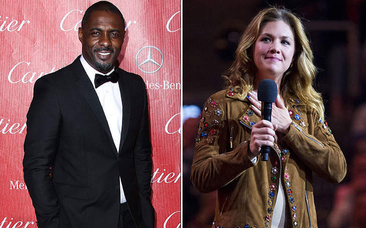 Idris Elba Claims Canadian First Lady, Sophie Trudeau, Infected Him With Coronavirus