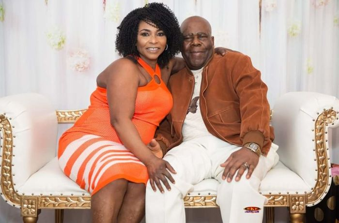 Photos & Video From Bridal Shower Of 57-year-old Kyeiwaa Ahead Of Her Wedding Go Viral