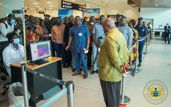 Ghana Records 21 Coronavirus Cases With 1 Death