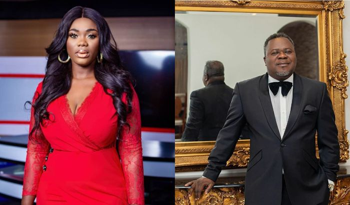 Name Of Young & Energetic Man With A Long 'D' Allegedly Bonking Dr Kwaku Oteng's 4th Wife, Akua GMB Revealed