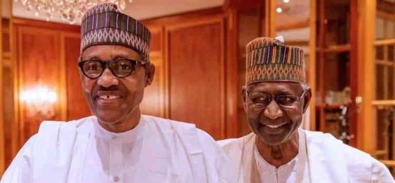 BREAKING NEWS: President Buhari's Chief Of Staff, Abba Kyari Dies Of Coronavirus