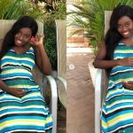 YOLO Star, Christabel Amoabing, Is Heavily Pregnant