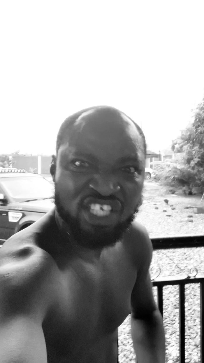 Funny Cries And Rains Generational Curses On Ghanaians For Saying He's Too Emotional