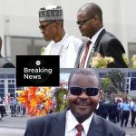 President Buhari's Personal Bodyguard Is Dead