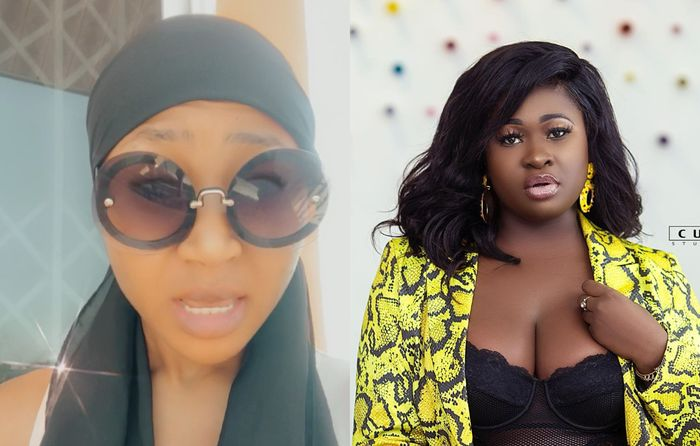 Akuapem Poloo Trolls And Advises Sista Afia To Treat Her Severe Body Odour